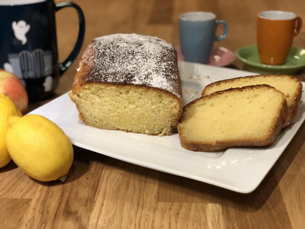 Cake au citron façon Glouton
