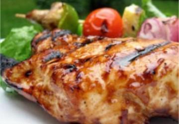 Poitrines de poulet balsamique