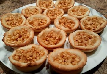 Tartelettes aux pommes simples et rapides